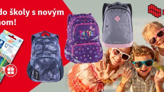 Späť do školy s novým batohom!